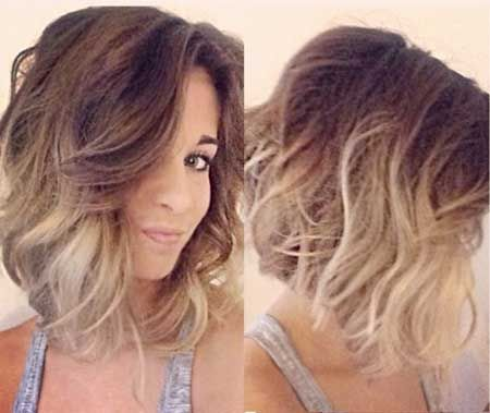 Beachy Waves For Short Hair | Hairstyles