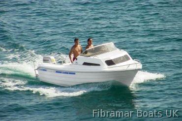 Fibramar - 480 Cabinado http://www.boatsandoutboards.co.uk/Fishing-Boats-for-sale/fibramar-480-cabinado/148228