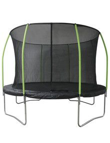 Playsafe Springless Trampoline with Enclosure, 12 Foot product photo
