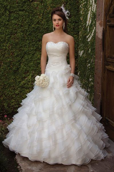 30 Gowns Under A Thousand: Mary's Bridal