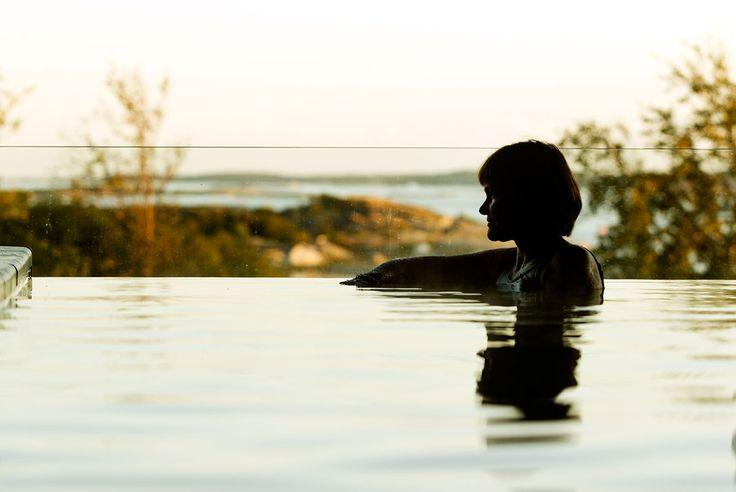 Vardagslyx - Arken Hotel & Art Garden Spa, serverar ekologisk mat