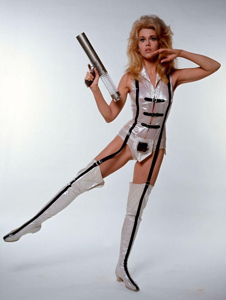"Jane Fonda - ""Barbarella"" - Roger Vadim  (1968)"