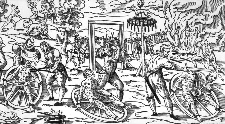 Peter Stumpp was declared guilty of having practized black magic, being a serial killer, a cannibal, and most of all being a Werewolf
