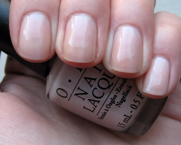 Perfect Nude nails!!