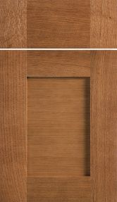 dura supreme cabinetry sonoma cabinet door style shown in the toast stained finish on quarter