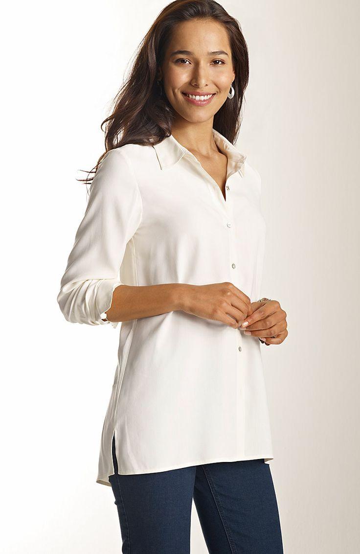 Denim Shirt Women
