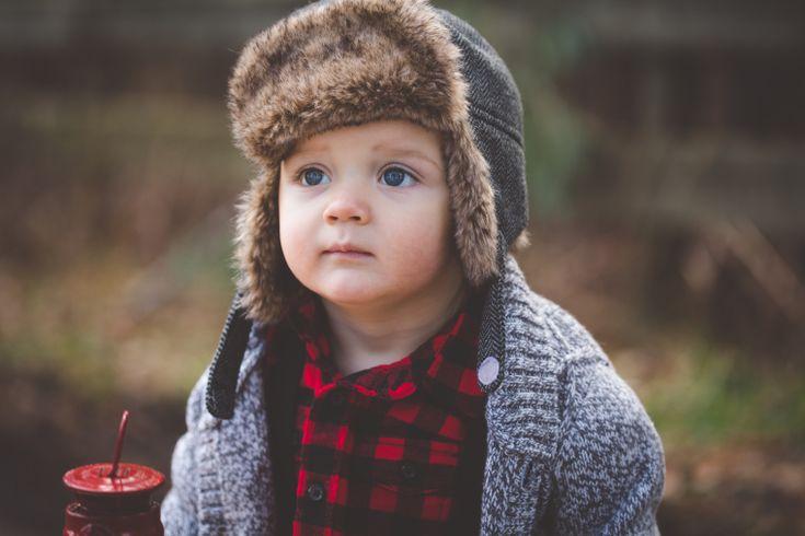 Baby Lumberjack Outfit