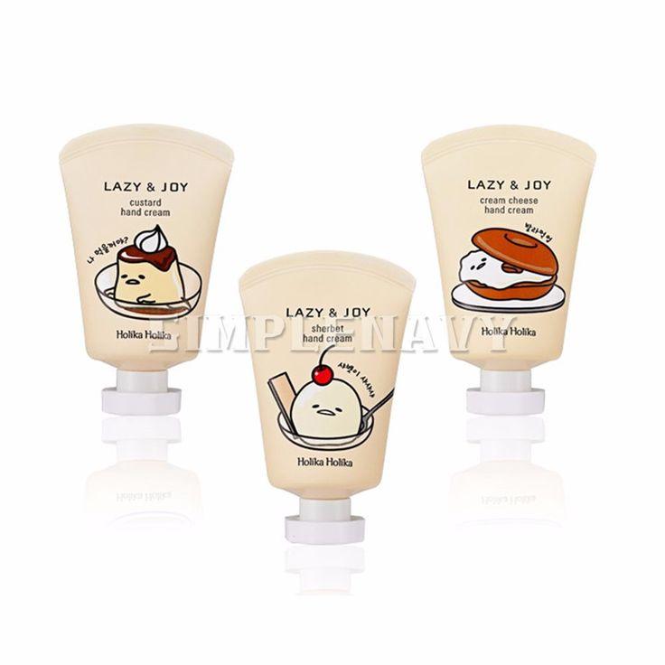Holika Holika Gudetama Dessert Hand Cream 30ml #HolikaHolika