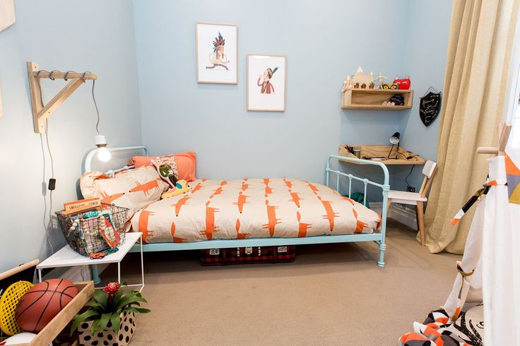 Kids Bedroom Nz cat and jeremy's kids bedroom - the block nz 2015 - visit http
