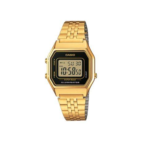 RELOJ CASIO dorado LA680WEGA-1ER #reloj #watch