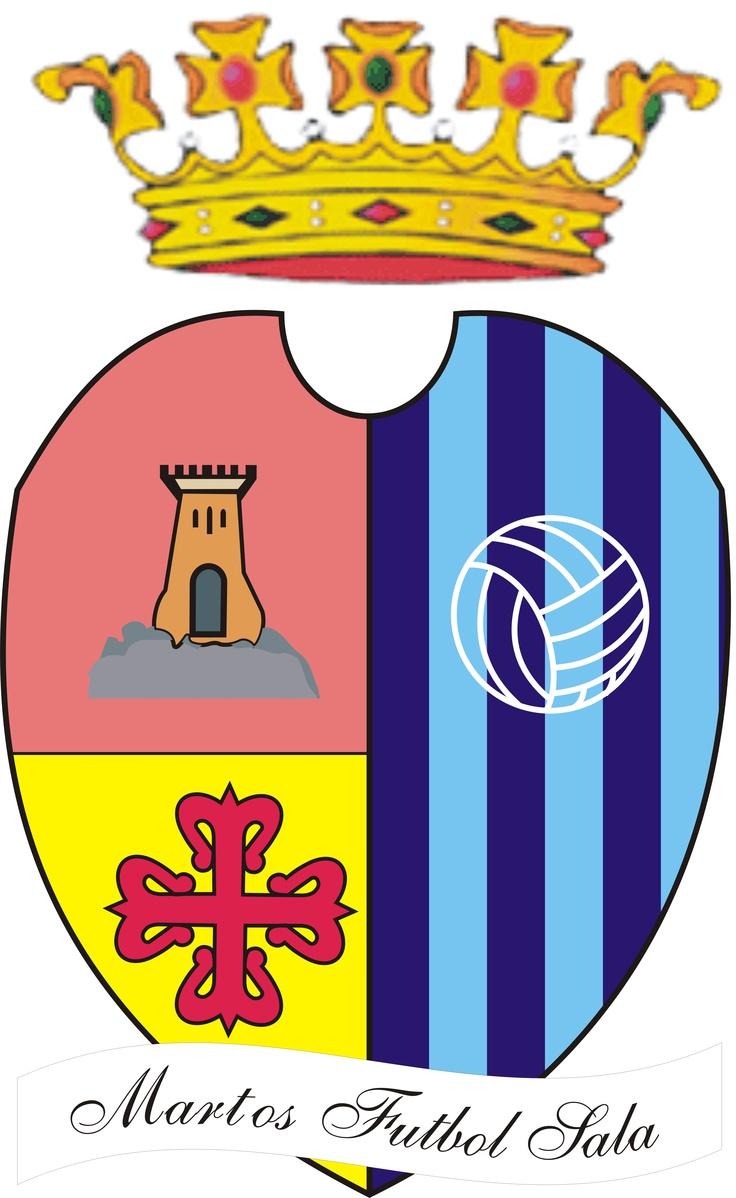 Escudo para Martos Futbol Sala Femenino