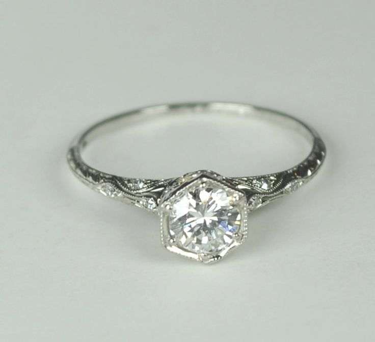 This is beauty. I don't want some big rock or over the top ring with million of diamonds. I could care less how much it costs. It's the the heart that is behind it all. I want him to pick a ring that he thinks I would like, something unique. simple yet elegant.