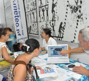 Cinquième carrefour de l'emploi public à l'UPF