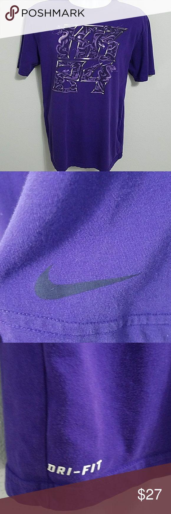 Kobe Bryant 24 Mamb Nike dri-fit t-shirt Kobe Bryant 24 Mamb snake t-shirt . If you have any questions please ask. (J-33) Nike Shirts Polos