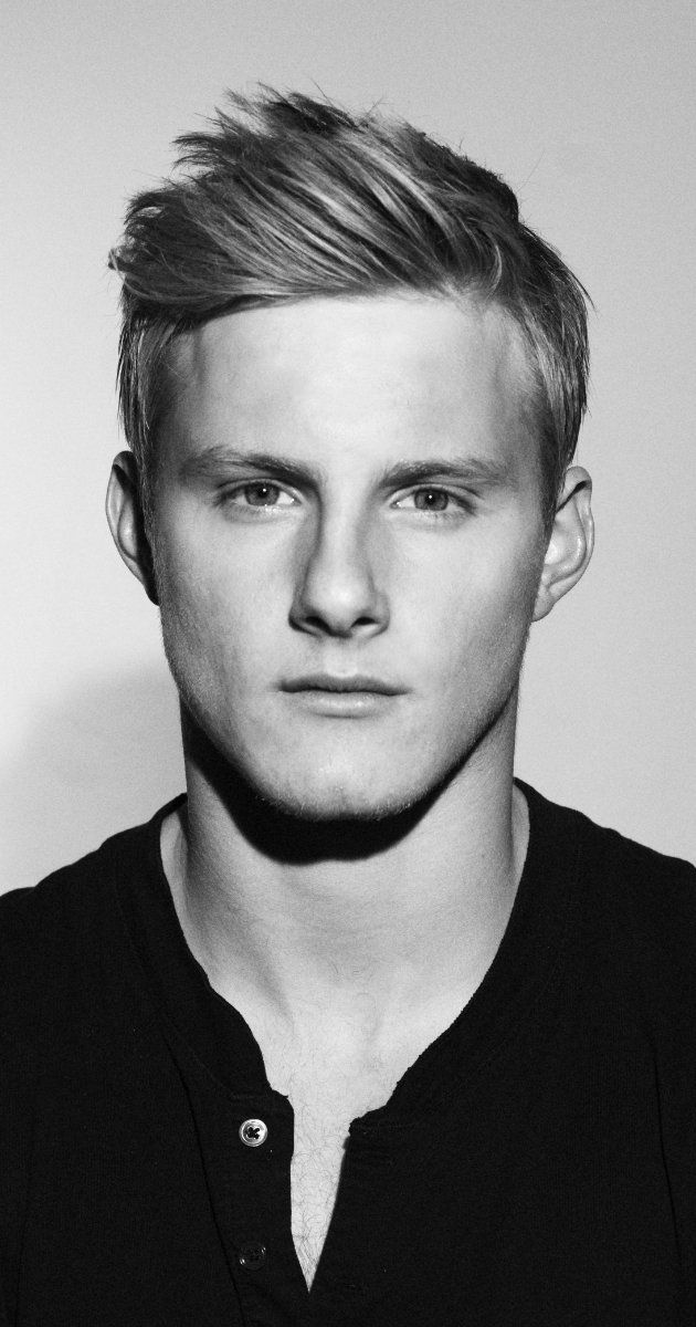 Alexander Ludwig as Daniel Whittemore (Son of Jackson and Genevieve [My OC])