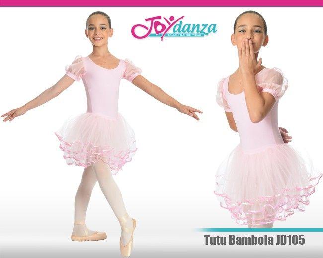 Tutù Bambola per bambine #tutùbambine #abbigliamentodanza