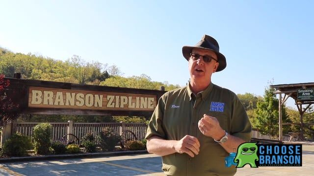 Choose Branson spent the morning at Branson Zipline and Canopy Tours at Wolfe Creek Preserve to talk about what all they have to offer. Russ Allright talked about some of the requirements they have to zip and other fun facts about the attraction. Branson Zipline is open throughout the year and you can find more about it at ChooseBranson.com.
