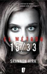 Premio National Indie Excellence para la mejor novela de suspense de 2015.