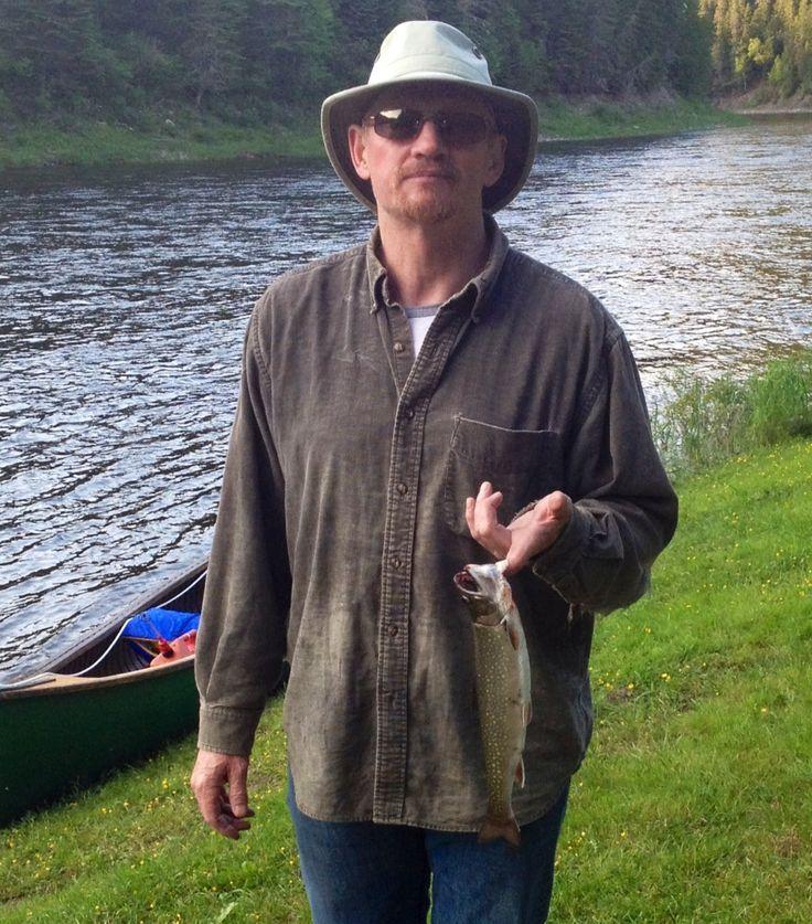 1.5 lb brook trout