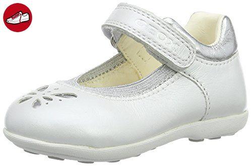 Geox Baby Mädchen B Jodie A Sandalen, Weiß (Whitec1000), 20 EU - Geox schuhe (*Partner-Link)