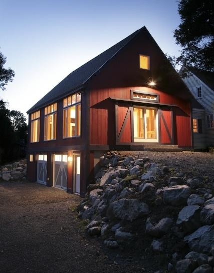 Barn Garage Addition : Best images about barndominium on pinterest garage