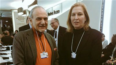 Arabs in Uproar After Saudi Prince Poses With Israel's Tzipi Livni - Israel Today | Israel News