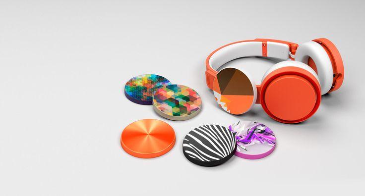 Headphones features