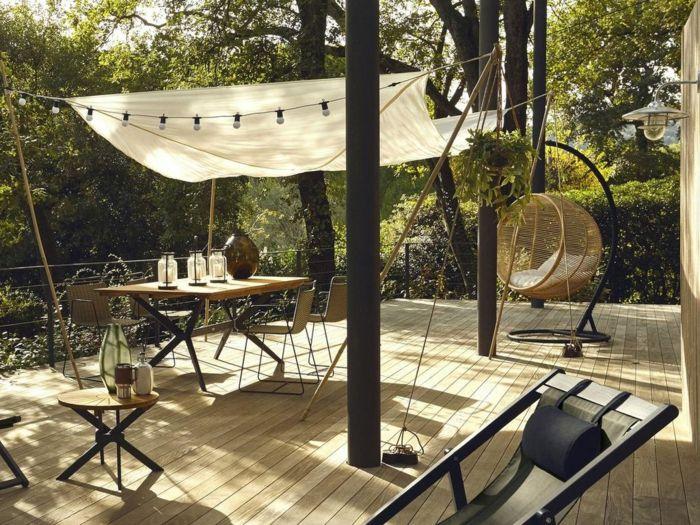 Les 25 meilleures id es de la cat gorie fauteuil de jardin - Fauteuil de jardin suspendu ...