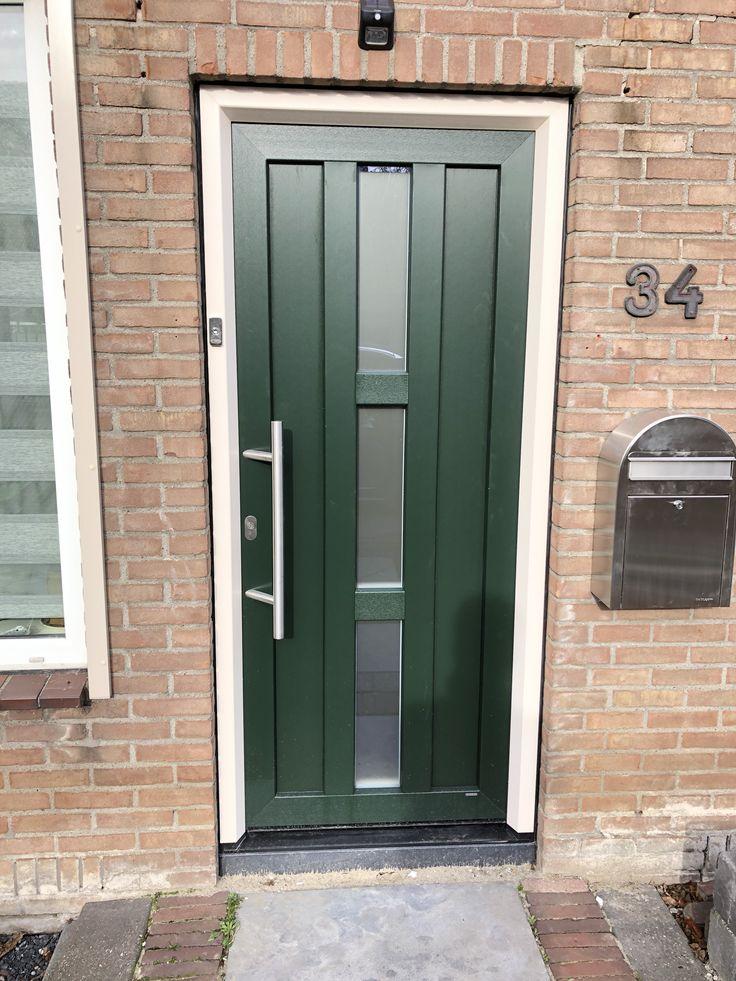 Gayko voordeur lage overstap Voordeur, Ramen en deuren