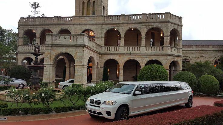 limousine bmw