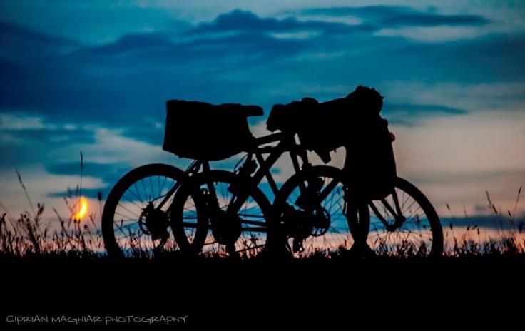 Bike night ...