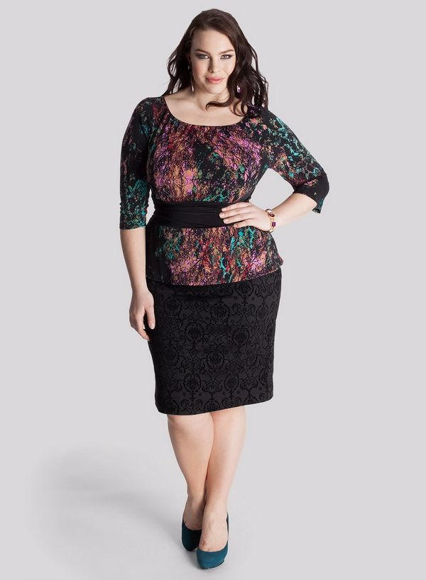 plus size 2014 2015 collection | trendy-evening-gowns-plus-size-2014-2015 (10)