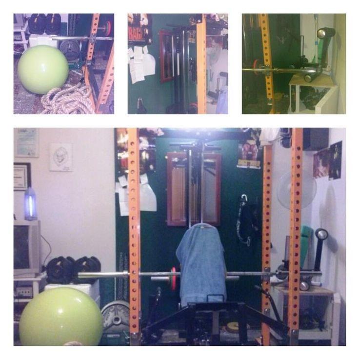 Le home gym sono da sempre il tempio di chi cerca il successo, lontano dalle distrazioni, sono il luogo dove si forgiano i colossi.