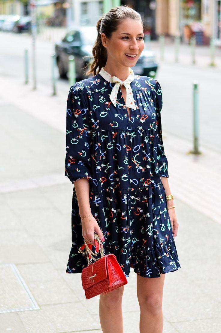 OUTFIT: BABYDOLL jurk en een POP VAN RODE