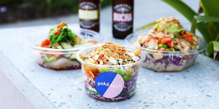 Poké Face brings its authentic bowls of goodness to The Kitchens