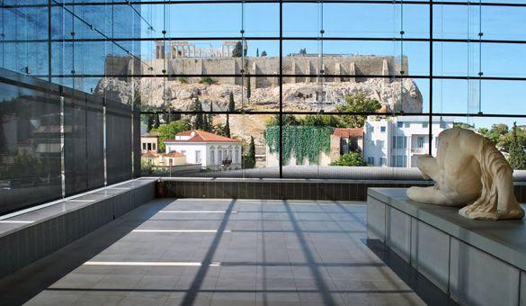 Acropolis Museum, Athens, Greece http://www.myathenstransfers.com/tours/athens-center/