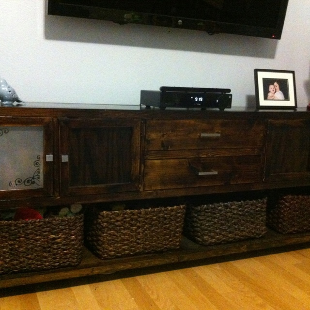 Pin by cathy denson on you can build it pinterest for Media center plans