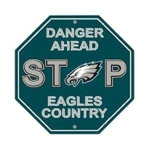 Philadelphia Eagles Stop Sign ~ NEW
