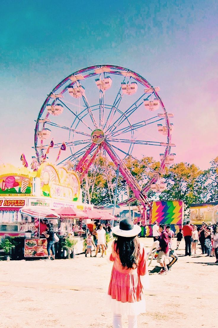 The Napa Town Country Fair Pastel Photography Pastel Aesthetic Country Fair