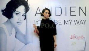 Foto Andien Album Let It Be My Way
