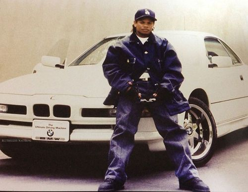 Eric The Car Guy On Youtube: 115 Best Images About Eazy E (R.I.P) On Pinterest