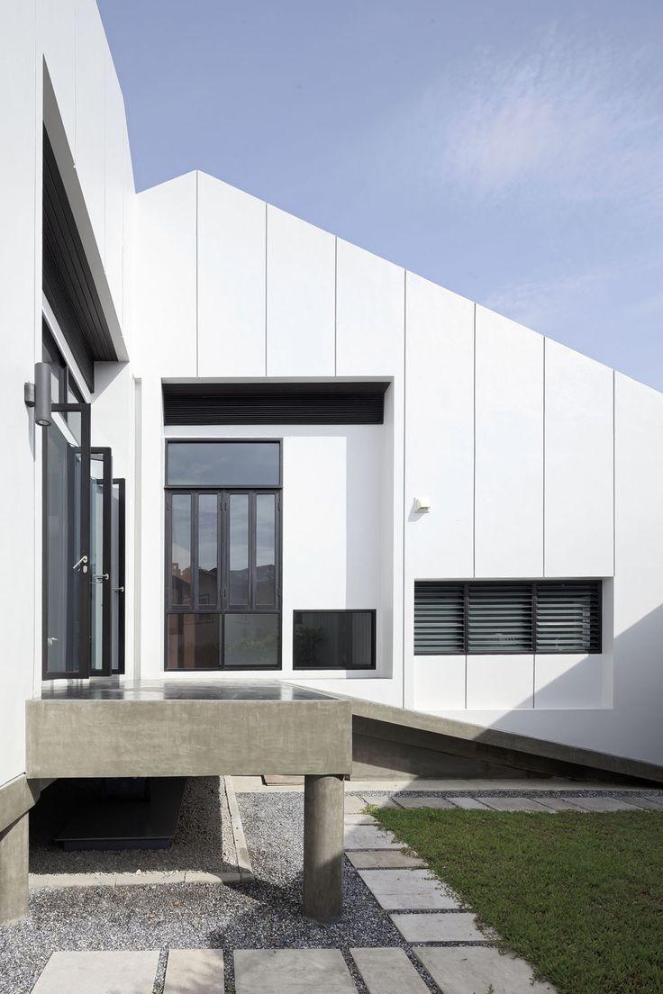 16 best Pichai House l Kittiya Architects images on Pinterest ...