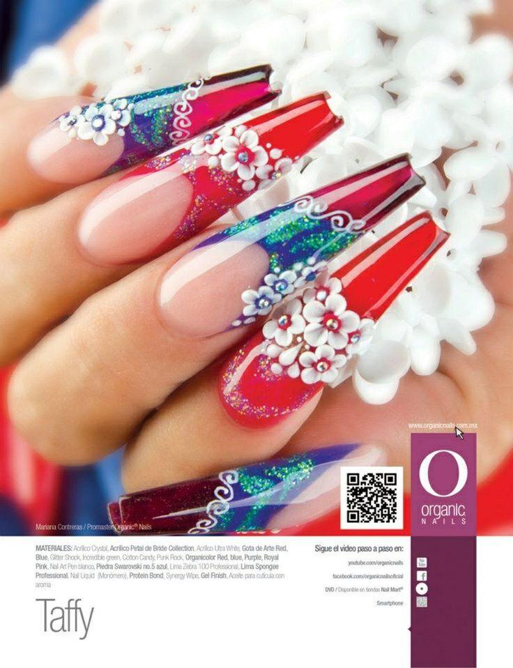 Mariana Contreras/ ProMaster Organic® Nails