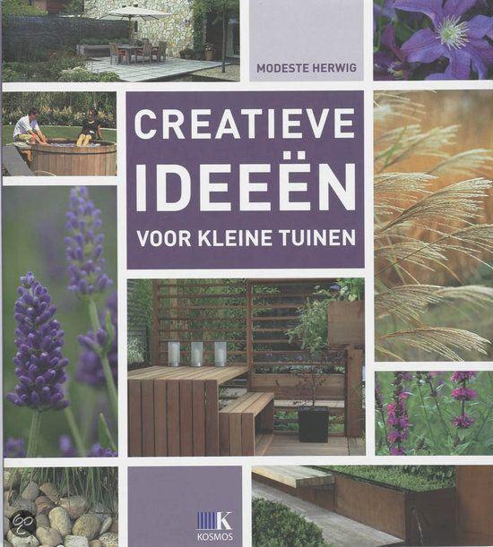In Creatieve ideeën voor kleine tuinen vindt de tuinliefhebber volop inspiratie voor het inrichten van een kleine tuin. Het laat zien hoe een kleine patio, een stadstuin of een tuin bij een rijtjeshuis mooi, praktisch en heel persoonlijk kan zijn. Het boek is verdeeld in vier categorieën: de woonkamer buiten, de natuurlijke tuin, de moderne tuin en de buitenlandse tuin. #tuinen # tuinieren #tuinboek #boekentip