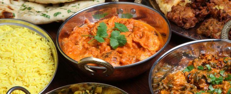 10 piatti da ordinare al ristorante indiano