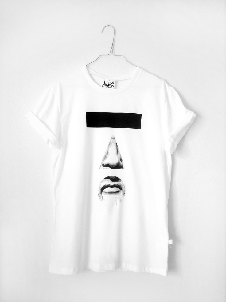 DIG ATHENS_T-SHIRT22004/1 WHITE