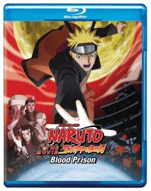 Naruto: Shippuden Movie 5 Blu-ray: Blood Prison (Hyb)#RightStuf2013
