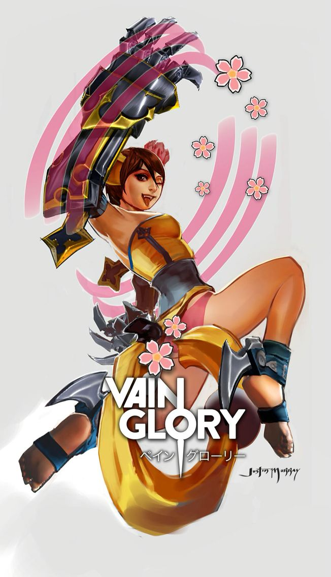 Vainglory Koshka wallpaper