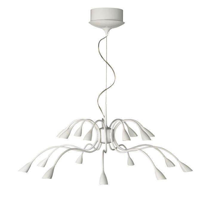 Halusii White, Lirio Lighting, Gloco - & Home Lighting