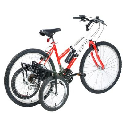 Bike Usa Adult Stabilizer Wheel Kit 16 Quot Training Wheels